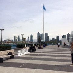 United Nations General Assembly side events - UNGA 71