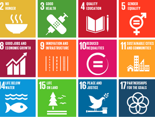 The 2030 Agenda for Sustainable Development... and Global Awareness
