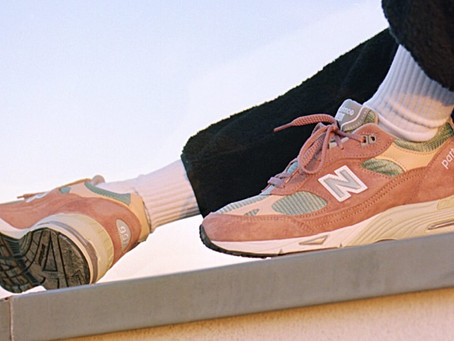New Balance Continues to Impress in 2021 with the Patta x New Balance 991