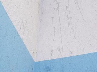 Fassadenreinigung mit Trockeneis