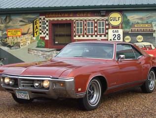 Buick Riviera - Projekt Route 66