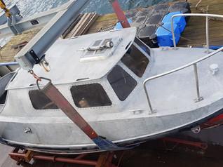 Aluminiumboot