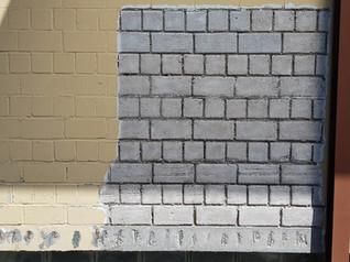Gebäudesanierung: Sand- und Trockeneisstrahlen