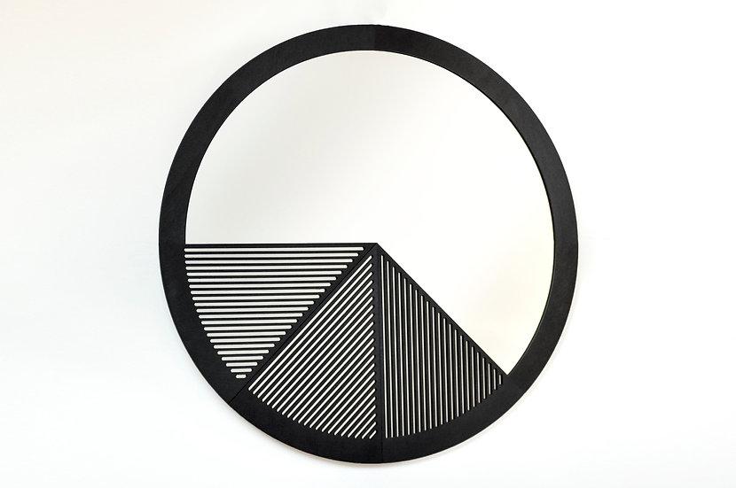 PLUMES Ø 60 cm - Noir