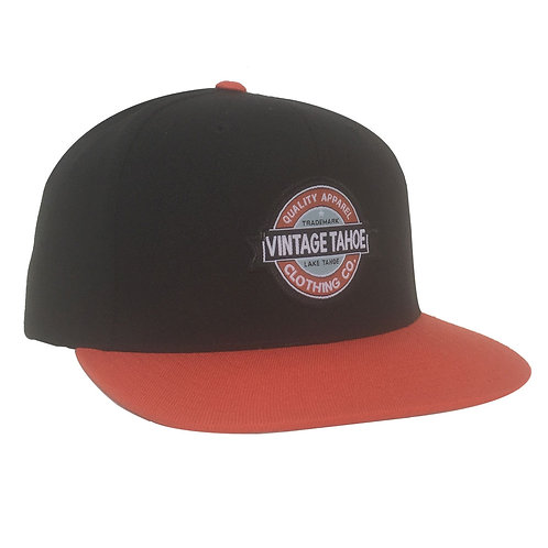 Premium Wool Two Tone Cap