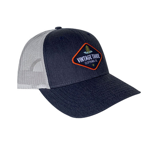 Low Pro Trucker Navy