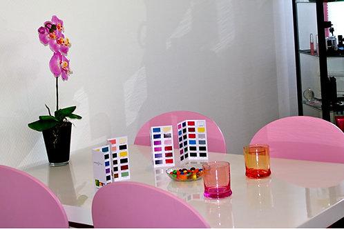 Analyse des couleurs, code et symbolique des couleurs