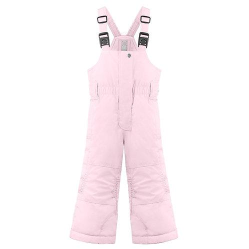 Pantalon ski fille Poivre Blanc