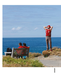 Chaos 69 - St-Ives by Martin Parr