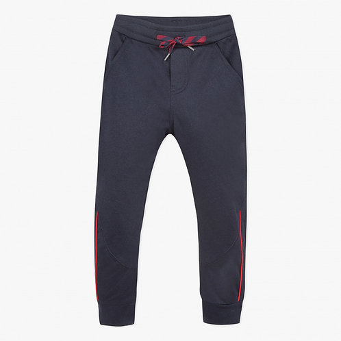 Pantalon jogging maille piqué Garçon Catimini