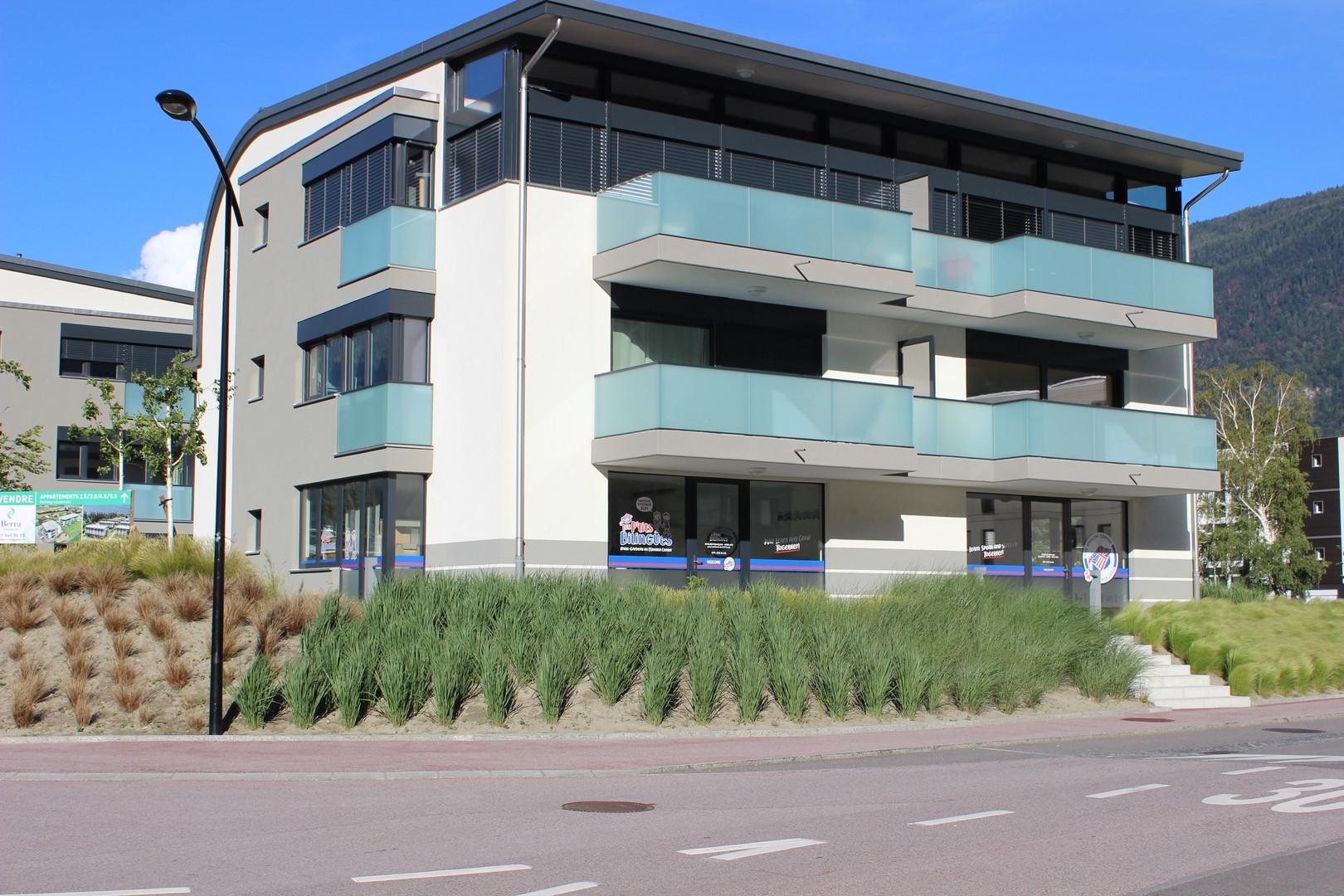 Centre Martigny