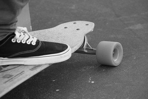 Initiation au Downhill skateboarding
