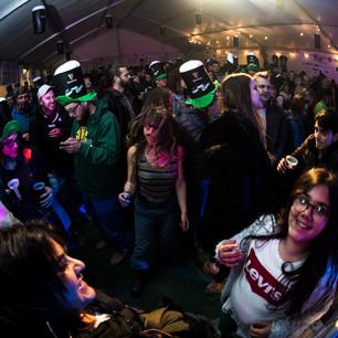 St. Patrick's Day Party - Thyon - 2019-4