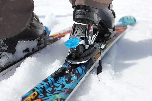 1 journée de ski pour améliorer sa technique de ski