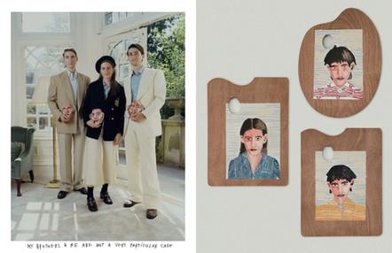 Vogue Ukraine - Coco Capitan