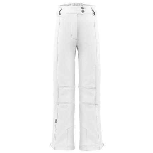 Pantalon de ski fille Poivre Blanc