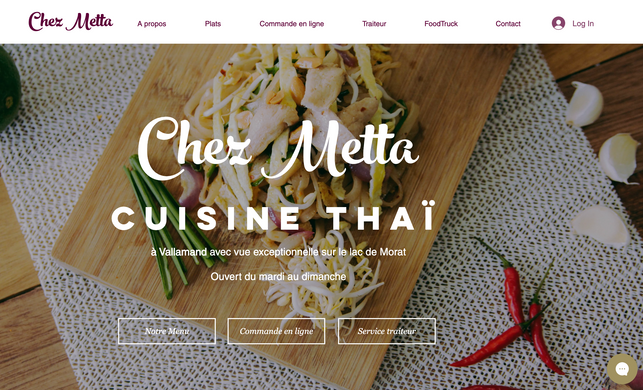 Restaurant Chez Metta