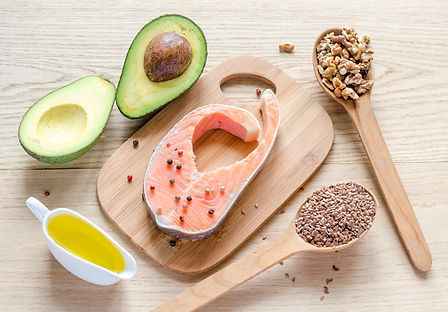 Food with unsaturated fats.jpg