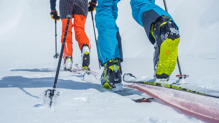 Débutants - Ski de Randonnée   Les sorties du lundi