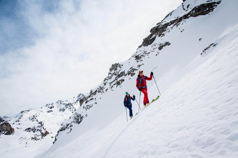 Service skis (dépôt)