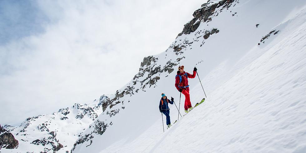 Initiation Ski de Randonnée | Après-midi