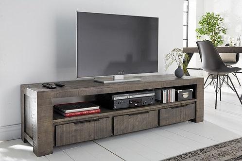 TV Board Iron Craft 170cm grau Mango