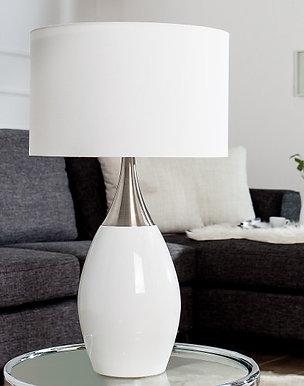 Lampe a poser design Carla blanche