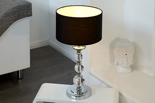 Lampe à poser Design Chrome