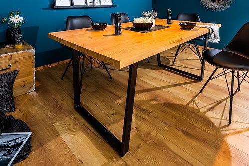 Table à manger Loft 160cm chêne