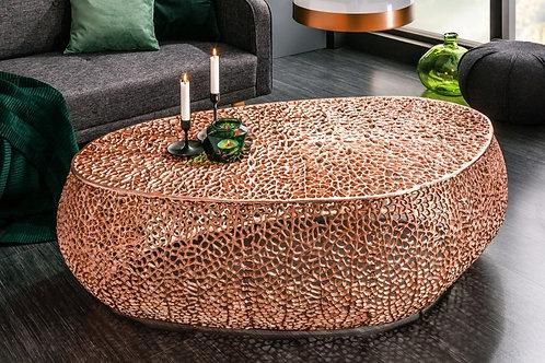 Copie de Table basse Leaf 122cm cuivre