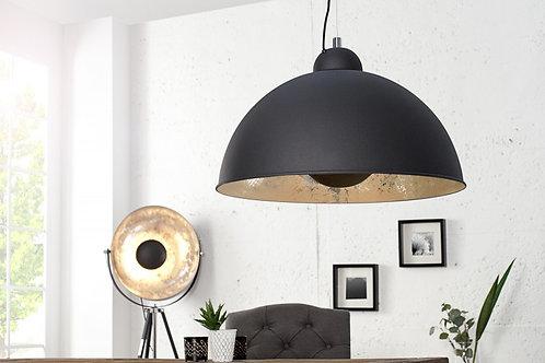 Suspension design Studio métal noir