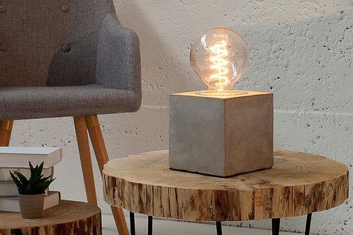 Lampe à poser design Cement en béton 12 cm