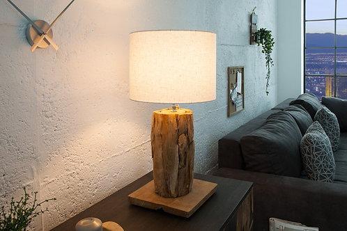 Lampe de table cadre Roots