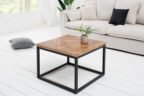 Table d'appoint Infinity Home 60cm mangue naturelle