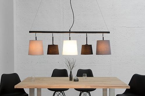 Lampe à suspension design Levels 100cm