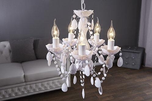 Lampe à suspension Design KARAT Blanc