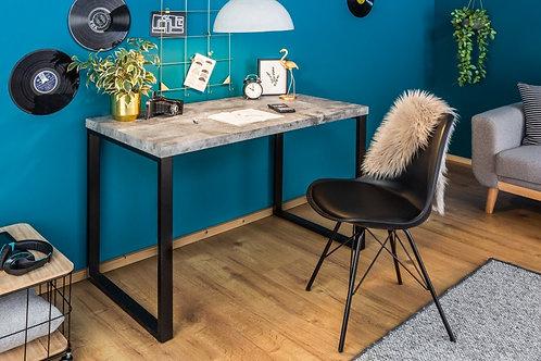 Bureau design ConcreteDesk aspect béton 120cm