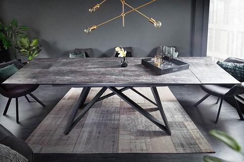 Table à manger Atlas 180-220-260cm lave céramique