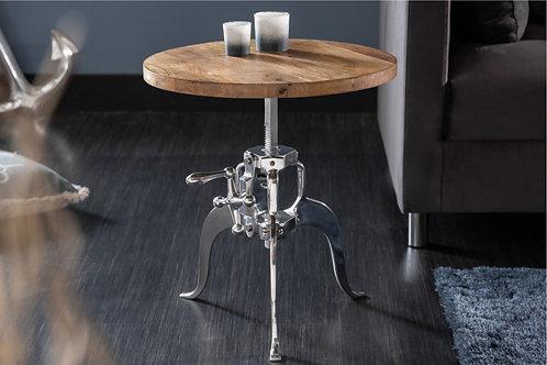 Table basse Industrial 45-62cm Mango