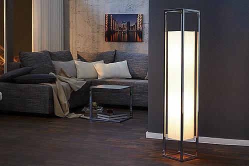 Lampadaire design Agapune blanc 120cm