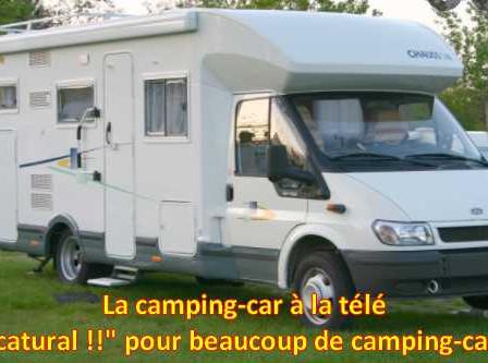 EN COLÈRE CONTRE LES ÉMISSIONS TV SUR LE CAMPING-CAR : ELLES DÉFORMENT LA RÉALITÉ !