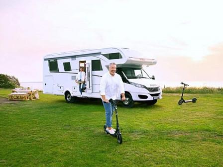 En camping-car : où peut-on stationner, où peut-on camper ?