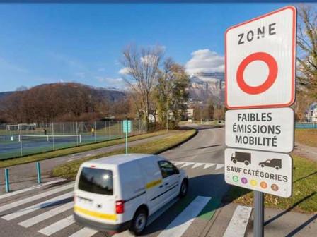 ZFE et Crit'Air : les interdictions de circulation permanentes en France