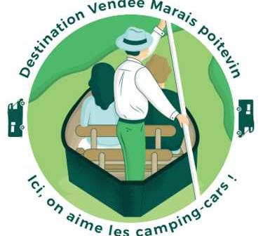 Précisions sur les 4 nouvelles aires d'accueil et de services en Vendée-Marais poitevin :