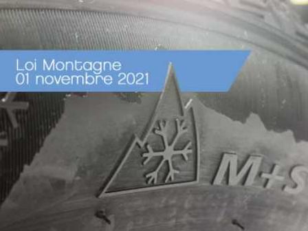 Loi Montagne : entrée en vigueur au 01 novembre 2021