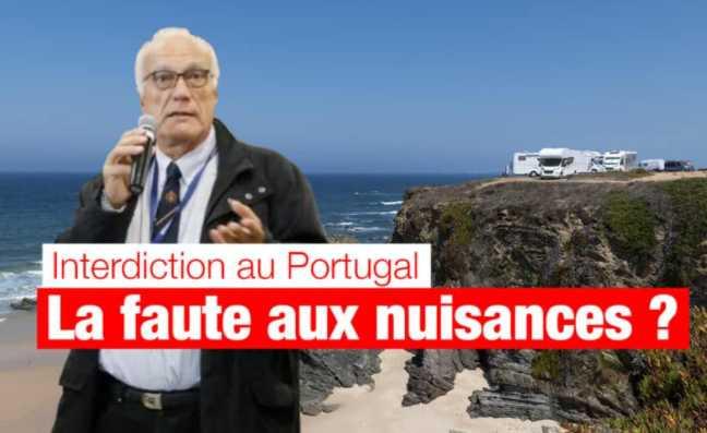 INTERDICTION AU PORTUGAL : LE PRÉSIDENT DE LA FICM POINTE LES ABUS