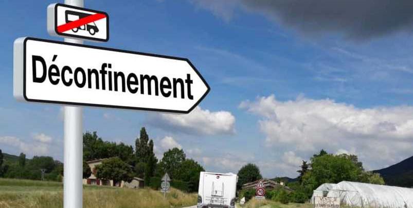 QUELLE PLACE POUR LES CAMPING-CARS DANS LE PROCHAIN DÉCONFINEMENT « PAR PALIERS » ?