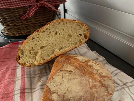 Pendant ce confinement, faîtes votre pain maison !!!