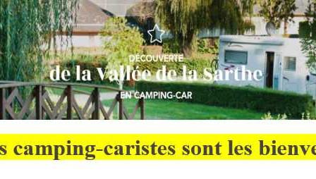 A LA DÉCOUVERTE DE LA VALLÉE DE LA SARTHE
