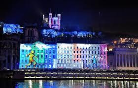 La Fête des Lumières à LYON (69) du 5 au 9 décembre 2020